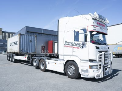 Ramberg Container Transport