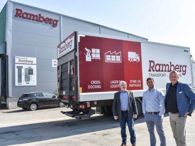 Ramberg 90 år